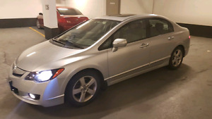 2009 acura csx tech package fully loaded