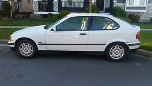 1999 BMW 3-Series Hatchback