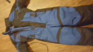 Size 5 boys snow suit