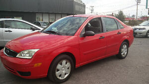 2007 Ford Focus SE Automatic 177,000km Safety/E-tested!