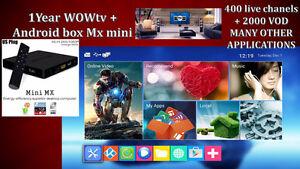 MAG254 / MAGHREB TV /WOWTV /TALFAZA IPTV TEST GRATUIT