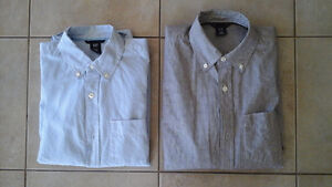 Button Up Dress Shirts