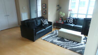 Fully Furnished 2BED+ DEN/2BATH with all utilities