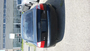 2004 Audi A4  S LINESedan parting out!!