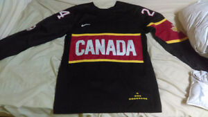 Corey Perry Offical Team Canada Jersey