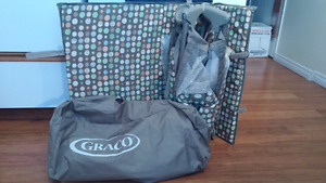 Graco playpen with net for the top