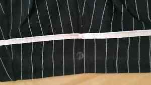 Lululemon pinstriped Grove Pants