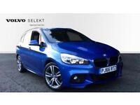 2016 BMW 2 Series 218d M Sport 5dr Automatic Diesel Estate