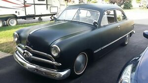 1949 Ford Custom Deluxe 2 Door Hot Rod **Trades Considered**