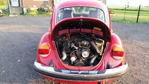 for sale or trade  1976 vw beetle