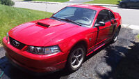 1999 Ford Mustang 3500 nego  veux vendre
