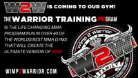 Wimp 2 Warrior - Open House Sunday March 10