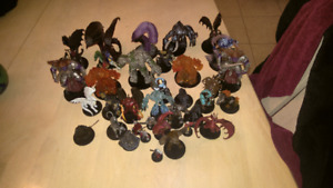 figurine Dungeon and dragon rare