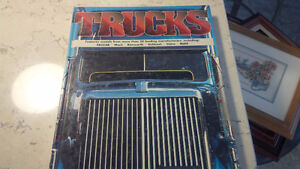 Trucks, Coffee Table Sized Book, 1999
