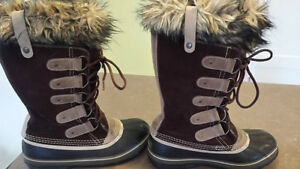 "Bottes femme : Sorel ""Joan of Artic"" West Island Greater Montréal image 3"