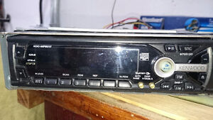 Radio auto Kenwood KDC-MP8017