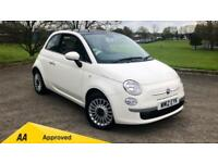 2012 Fiat 500 1.2 Lounge (Start Stop) Manual Petrol Hatchback