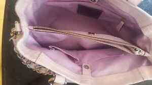 Authentic Pink Leather COACH purse in excellent condition Kitchener / Waterloo Kitchener Area image 4