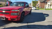 2004 CHEVROLET COLORADO LS ZQ8 SPORT, RIMS, CERT PRICED TO SELL!