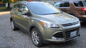 2014 Ford Escape Titanium SUV, Crossover
