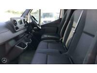 2020 Mercedes-Benz Sprinter 314 CDI Panel Van Diesel Manual