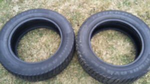 Great condition Snow Tires FEDERAL Himalaya WS2 Snow 225 60 17