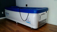 H2O Hydrotherapy Massage Bed