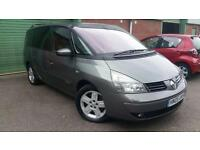 2005(05) RENAULT GRAND ESPACE 2.2dCi AUTOMATIC PRIVILEGE GREY MPV DIESEL 7 SEATS