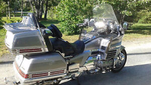 50th Anniversary Gold Wing