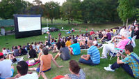 POSITION FILLED - Help for outdoor movie Tuesday in Sarnia