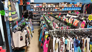 Warehouse surf skate clothing 50% off Sale