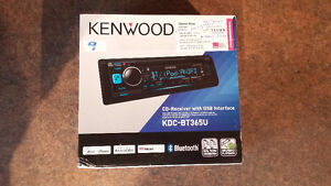 Kenwood Car Sterio (installation included)