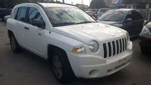 sold 2008 Jeep Compass NORTH EDITION SUV, Crossover