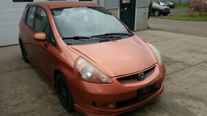 2007 Honda Fit Wagon London Ontario image 1