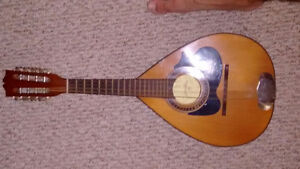Lonestar 8string mandolin