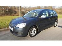 Volkswagen Polo 1.4TDI BlueMotion Tech 2008MY Blue Motion 2, 59,000 MILES,
