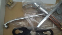 Single liver kitchen faucet brand new.