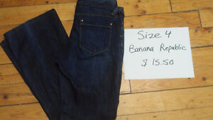 Womens size 4 bottoms continued