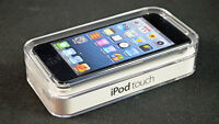 Apple 5th Generation iPod Touch 16GB MP3 Player - Black/Sliver