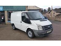 2007 Ford Transit 2.2TDCi Duratorq ( 85PS ) 260S ( Low Roof ) 260 SWB