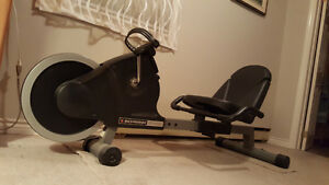 Schwinn Recumbent Exercise Bike,