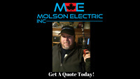 Book your electrical project now!