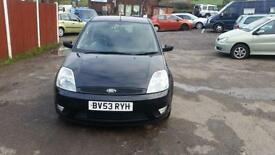 2003 Ford Fiesta 1.4 Flame Limited Edition 3dr