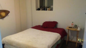 March : Looking for roommate.