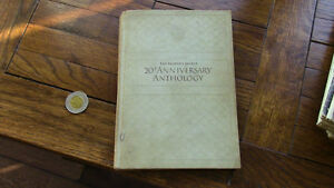 20th Anniversary Anthology, Reader's Digest, 1941 Kitchener / Waterloo Kitchener Area image 1