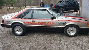 Mustang 1979 PACE CAR