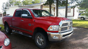 2012 Ram 3500 Longhorn SRW to trade for a Dually