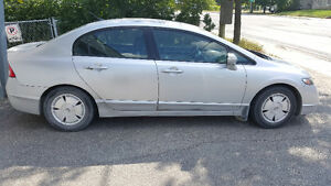 2006 Honda Civic hybride Berline