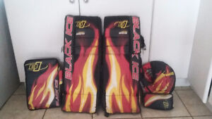 Youth Street Hockey Goalie Pads