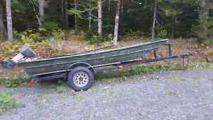 1457 Jon boat for for sale